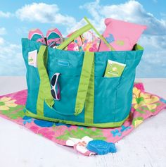 CANVAS BEACH BAG | TOAST | Chic Beach Bags! | Pinterest | Simple ...