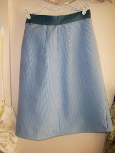 Turning Dress Pants Into A Skirt