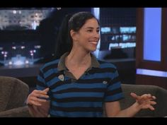 IF YOU ONLY HAVE 2 MINUTES: Sarah Silverman Talks to Matt Damon About Her Relationship with Jimmy Kimmel