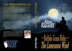 THE LONESOME WIND by Allen Russell, TBR Autumn 2012