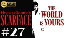 Scarface The World Is Yours Gameplay Walkthrough (PC) Part 27: Large Sup...