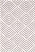 Dash & Albert Cleo Grey Indoor/Outdoor Rug | Dash & Albert Rug Collection