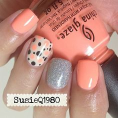 Que Bonito!  Get these nails at Bella Beauty College. . . www.BellaBeautyCollege.com