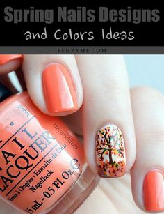 45 Spring Nails Designs and Colors Ideas 2016 Winter Nails, Spring Nails, Summer Nails, Fancy Nails, Pretty Nails, Nail Polish Designs, Nail Art Designs, Hair And Nails, My Nails