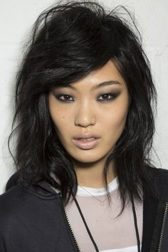 Trending for Your Strands: Rave Girl Hair 2015 Hairstyles, Casual Hairstyles, Short Hairstyles For Women, Girl Hairstyles, Haircuts, Runway Makeup, Beauty Makeup, Hair Makeup, Hair Beauty