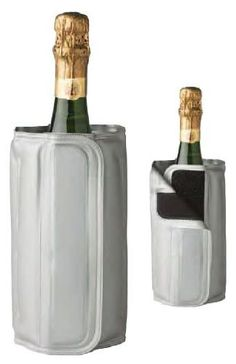 Deluxe Bottle Cool Chiller Sleeve for Wines and Champagnes *** For more information, visit image link.