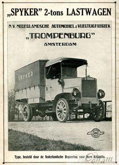 Spijker-Auto-1sept-1921