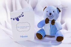 INVITATII HANDMADE by Mariana: Meniuri botez