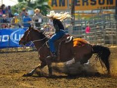 <3 barrel racing <3