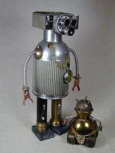 Sally Colby Robot***Research for possible future project.