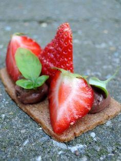 aardbei chocolade Jules Destrooper