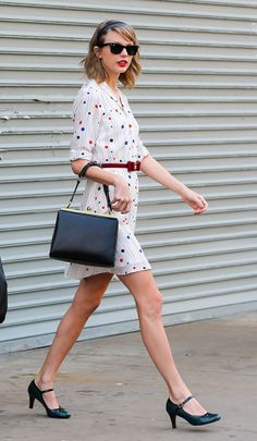 This Is What Taylor Swift Looks Like After The Gym #Refinery29