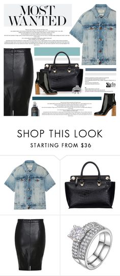 """""""SheIn"""" by defivirda ❤ liked on Polyvore featuring Current/Elliott, 3.1 Phillip Lim and Gianvito Rossi"""