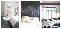 DIY-pintar cabeceros de cama http://idoproyect.com/blog/cabeceros-de-cama-diy/