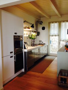 kitchen Modulnova + alpes  vintage industrial design