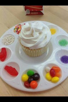 Design your own cupcake