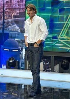 "Rafael Nadal Photo - Rafael Nadal Appears on ""El Hormiguero"""