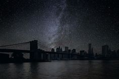 Photographer Imagines What World Cities Would Look Like Without Lights - New York