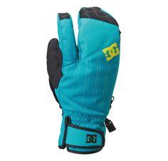 Interesting lobster mit/glove: Zao Snowboard Gloves
