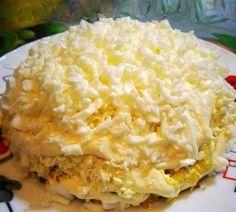 Recepty - Strana 12 z 44 - Vychytávkov Cold Vegetable Salads, Food 101, Food Shows, Russian Recipes, Just Cooking, International Recipes, Food Inspiration, Salad Recipes, Snacks