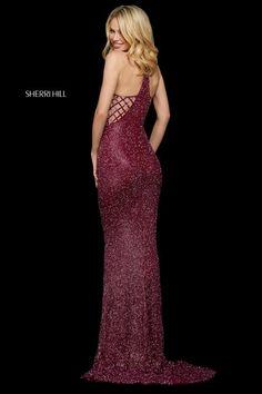 Buy dress style № 53131 designed by SherriHill Sherri Hill Prom Dresses, Homecoming Dresses, Sexy Dresses, Fashion Dresses, Dressy Dresses, Club Dresses, Long Dresses, Buy Dress, Dress Up
