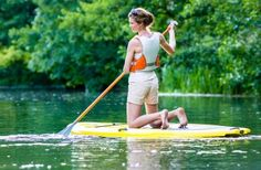 Safety tips for paddle boarders -- Top 5 reasons to try Paddle Boarding this summer