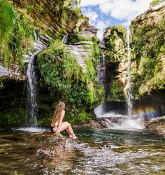 Cachoeira Pedra Furada, Luminárias, Minas Gerais