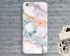 iPhone 7 case iPhone 6S case iPhone 6 case Marble von ByKustomKase