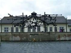 Dachau Concentration Camp, Outside Berlin, Germany-- indescribable emotions felt while here