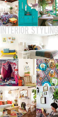 ++ if you're a lover of interiors or just want to find out more about how to make your house into a home, check out queen of the jungalow, @Justina Blakeney, interior styling class!