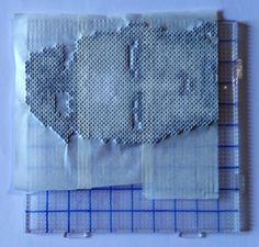 Création perles à repasser mini sécurisées Masking Tape, Creations, Mini, Duct Tape