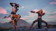 7 Minutes of Thrilling Absolver Gameplay - E3 2016 We tried out co-operative martial arts and sparring in Absolver while learning some crazy new moves. June 15 2016 at 11:43PM  https://www.youtube.com/user/ScottDogGaming