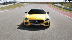 """The New Mercedes-AMG GT at the """"Circuit of the Americas"""""""