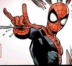 Marvel Vs, Marvel Heroes, Marvel Characters, Anime Drawings Sketches, Cool Art Drawings, Spider Art, Art Web, Best Superhero, Amazing Spiderman
