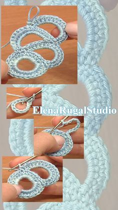 In this crochet video tutorial we show you how to crochet tape . You just need to know how to work a chain stitches and single crochet. This crochet tape can be used as a lace trim, edging, decorative trimming. Crochet Bracelet Pattern, Crochet Gloves Pattern, Crochet Cord, Crochet Lace Edging, Freeform Crochet, Crochet Necklace, Disney Crochet Patterns, Crochet Stitches Patterns, Crochet Designs
