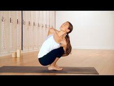 Ashtanga Yoga Intermediate Series: Pasasana with Maria Villella