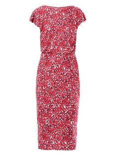 6b9d3c147d Love the Saloni Aspara draped front dress on Wantering