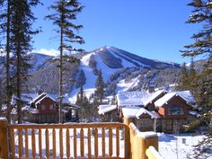 Winterpark Ski Area - this and Mary Jane next door are wonderful.  Fun to take the Ski Train up here from Denver.
