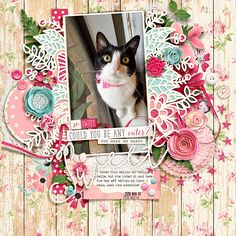 Could You Be Any Cuter? Dots Candy, Cat Sketch, You Make Me Happy, Digital Scrapbooking, How To Find Out, Kitty, Make It Yourself, Gallery, Cats