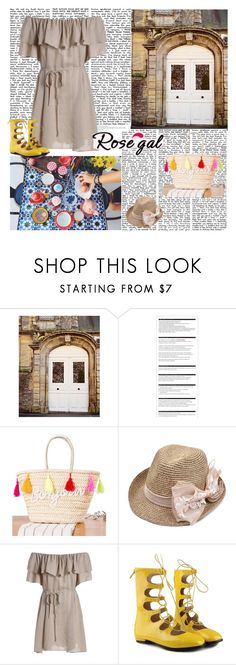 """Summer is n the city"" by antonija2807 ❤ liked on Polyvore featuring French Country and Arche"