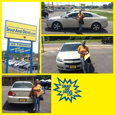 CONGRAT's to Latrinda Lewis ‼️On the purchase of her Chevy Malubu...We thank you for your purchase Latrinda‼️. Apply now @ www.SnapAndDrive.com to get you one... ✅✅✅EVERYBODY IS APPROVED✅✅✅. IN A SNAP #snapanddrive #getapproved