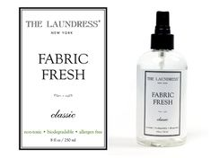"The Laundress Wäscheduft ""Fabric Fresh Classic"" - Bedandroom Biodegradable Products, Soap, Personal Care, Bottle, Classic, Fabric, Personal Counseling, Frugal, Fresh"
