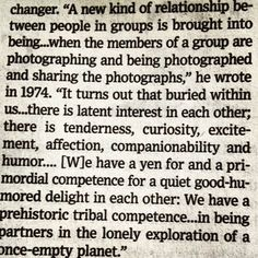 love this. Edwin Land on photography and humanity. Via Man Repeller (http://www.manrepeller.com/).