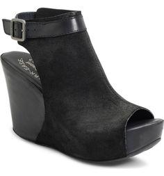 Main Image - Kork-Ease® 'Berit' Wedge Sandal (Women)