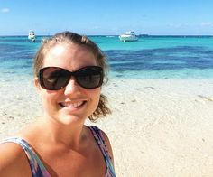 Beach selfie!! I have just had a wonderful afternoon exploring Rottnest Island. I have so many photos I want to share with you already! This place is amazing!! #perthbeaches #perthisok #thisiswa #westisbest #ocean #waves #saltyair #sandytoes #amazing_wa #wawaters #rottnestisland by allthingsmeraki http://ift.tt/1L5GqLp