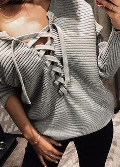 Kup mój przedmiot na #vintedpl http://www.vinted.pl/damska-odziez/bluzy/16884859-wiazana-bluza