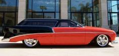 56 Chevy Nomad. Chip Foose.