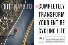 The Daily Edit – Bicycling Magazine: Jesse Southerland