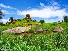 Nuba mountains, South Kordofan   جبال النوبة، جنوب كردفان #السودان   (By Judy McCallum)  #sudan #nuba #kordofan #kurdufan