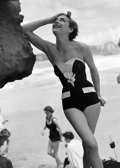 1951 Beach Fashion